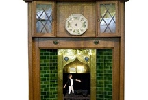 Fireplaces and Mantel Ideas / by mesa63