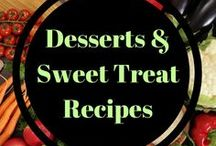 Desserts & Sweet Treats recipes / desserts, treats, sweets and other yummy recipes to satisfy your cravings!