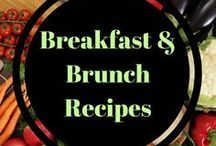 Breakfast and Brunch recipes / Ideas for breakfast or brunch that are on the healthier side of things.