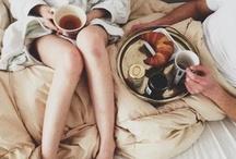 let's get cozy / believe in love  / by barbara paulsen