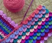 Craft: Knit Crochet & Weaving / Knitting, crochet, weaving, looms, and other crafts using yarn, rope, or string.