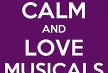 Musicals  / by Jennifer Byrne