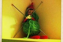 Xmas - Elf on the Shelve
