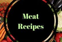 Meat recipes / meat, chicken, beef, turkey and other meats cooked into so many delicious recipes!
