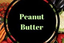 Peanut Butter / peanut butter obsessed, things to make peanut butter, how to bake with peanut butter
