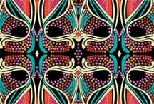 Deco&Nouveau. / Print Inspirations, All things Vintage. / by Laura Griffith
