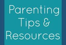 Parenting Tips and Resources / Tips and resources to help you as you strive to better parent your children.