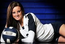 Senior Portraits-Volleyball Basketball Soccer