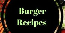Burger Recipes / Creative burger ideas you won't believe!