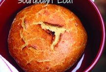 Recipe: Bread & Grains / Recipes for homemade bread, biscuits, pizza dough, rolls, pretzels, crackers, bagels, pasta, rice, corn, quinoa and other grain-based foods.