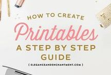 Easy Design Tutorials / If you're a DIY-er, you'll love these easy design tutorials. Tutorials typically include Photoshop tutorials, Picmonkey tutorials, and Canva tutorials.