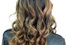 Hair Style /Penteados e Cabelos / Alguns dos trabalhos de hairstyle feitos por nós