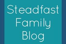 Steadfast Family Blog / Build strong and connected families with these great tips and resources. Here you'll find all the content I've written for Steadfast Family.