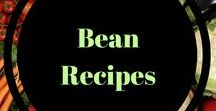 Bean recipes / How to incorporate beans in cooking/baking and other recipes.