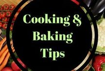 Cooking & Baking Tips / Cooking and Baking tips to be a kitchen success!