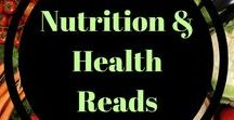 Nutrition + Health Reads / Nutrition tips, healthy lifestyles to encourage and motivate you to a healthier, happier you.