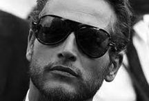 Paul Newman / When I was younger he was just an actor , now I find him  beauty itself / by Ana-Teresa Alves