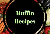 Muffin Recipes / Different portable muffin ideas full of flavor and protein