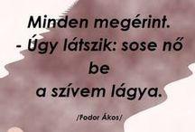 Fodor Ákos kedvenc költőm