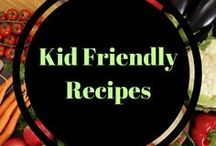 Kid Friendly Recipes / Healthy snack and meal options that are kid friendly, and great for fueling kids.