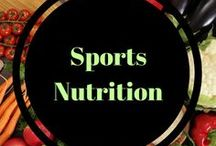 Sports Nutrition / Advice on training, exercising and fueling for athletes