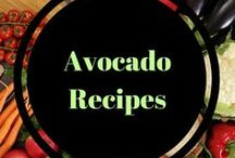 Avocado Recipes / Because we all love avocados and the miracles they perform, how to cook with avocados