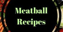 Meatball Recipes / Meatballs, the perfect topping for so many things!