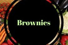Brownies / Delicious and somewhat-healthy brownie recipes. Yumm, did someone say chocolate?