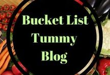 Bucket List Tummy / Easy healthy recipes that taste good. Good for you recipes utilize fruits and veggies.
