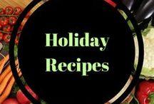 Holiday Recipes / Christmas cheer, Holiday recipes, Tis the season!