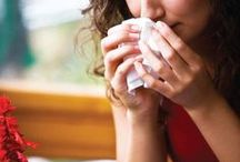 Health: Cold & Flu / Natural remedies for colds and flu. Home remedies for cold and flu viruses. How to get over a cold, feel better with the flu.