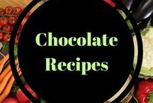 Chocolate Recipes / Everything delicious about chocolate. The recipes to consider when you have a chocolate craving.