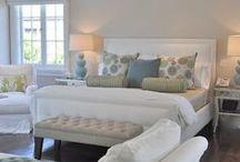 master bedroom / by Rebekah Lindsey Frye