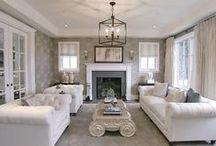 living room / by Rebekah Lindsey Frye