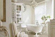bathroom / by Rebekah Lindsey Frye