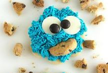 yum...cookie monster... / what's in your cookie jar?! / by Debbie Young