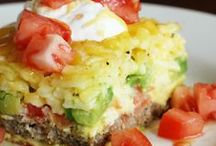 yum...breakfast & brunch... / delicious breakfast and brunch recipes / by Debbie Young