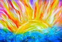 fun...you are my sunshine... / let the sun shine in / by Debbie Young