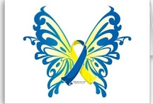 Down syndrome Awareness / by Suze Black