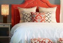 guest bedrooms / by Rebekah Lindsey Frye