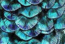 cool...textures... / different textiles and textures / by Debbie Young