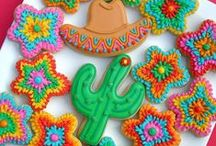 parties...fiesta fun... / mexican fiesta and cinco de mayo inspiration / by Debbie Young