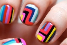 I confess, I'm a polishaholic / great nail polish colors and designs for inspiration