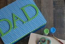 DIY | Father's Day / Fun and crafty ideas to celebrate all the special dads out there.
