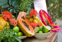 """Luau Party Ideas / """"Luau Party Ideas"""" is curated by Canopy Rose Catering, a Tallahassee, Florida catering and special event company. / by Chef Kathi"""