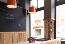 Interiors - hospitality - bars - restaurants / bar and restaurant design