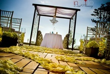 InStyle Chuppah Ceremony Arches / InStyle Event Planning #ceremony #chupah #arches #flowers #chic #instyleeventplanning #beachweddings #modernweddings #wedding #planner #sandiego #delmar #ranchosantafe #ca
