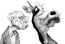 Milk Factory Illustrations