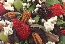 Salad Notebook  / Salad Notebook is curated by Canopy Rose Catering, a Tallahassee Florida area caterer.  / by Chef Kathi