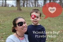 Celebrate: Pirate Party / Ideas for a Pirates and Mermaids themed birthday party.  See Mermaid Birthday Party board for more ideas.